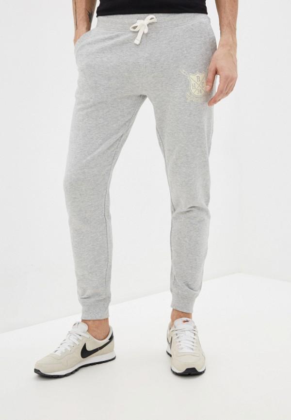 мужские спортивные брюки ovs, серые