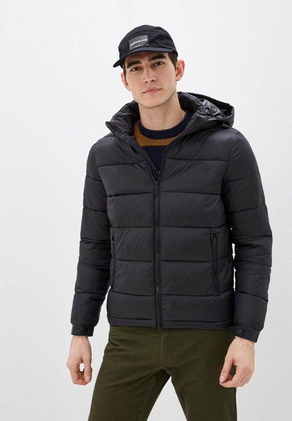 мужская куртка ovs, черная