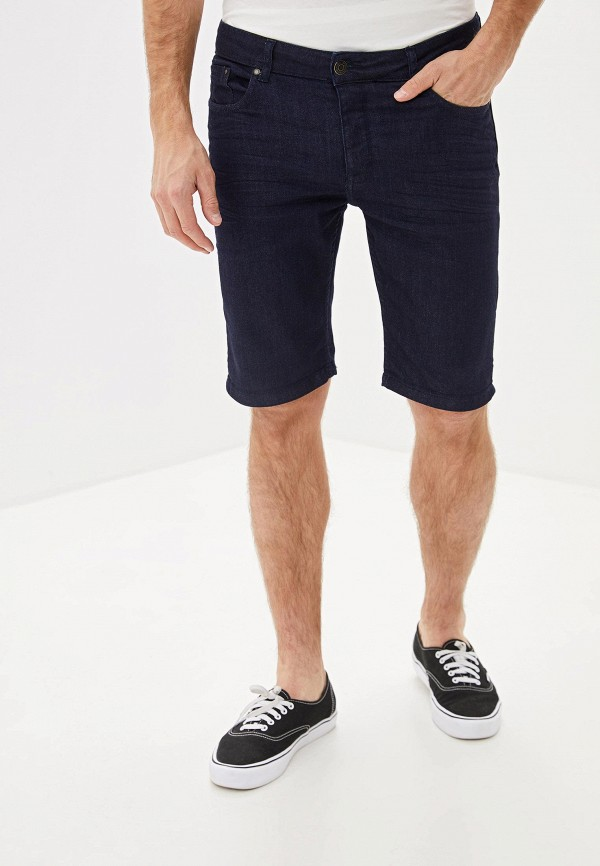 мужские джинсовые шорты ovs, синие