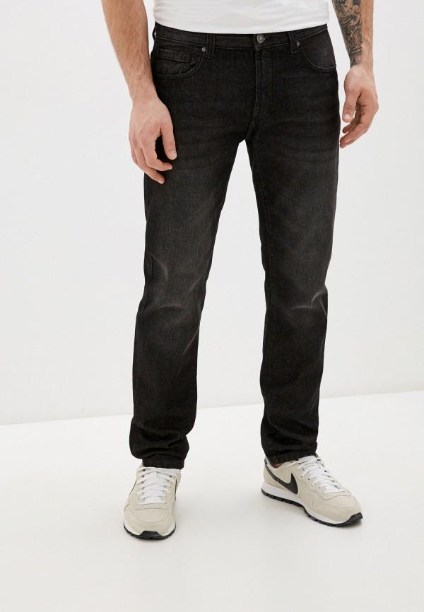 мужские прямые джинсы ovs, черные
