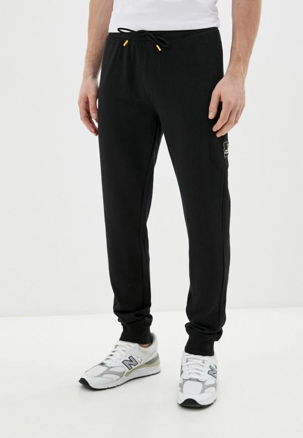 мужские спортивные брюки ovs, черные