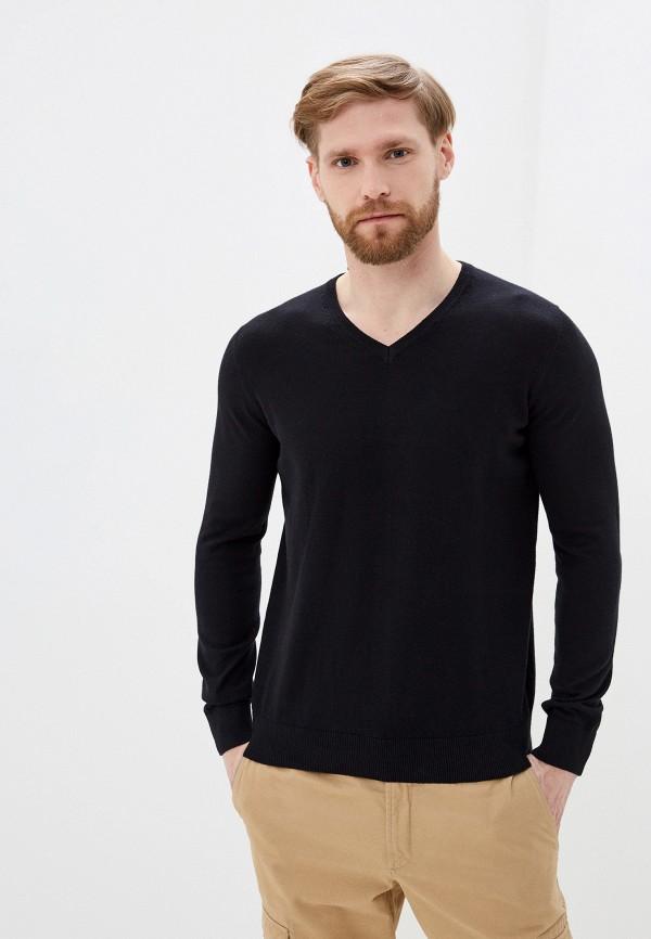 мужской пуловер ovs, черный