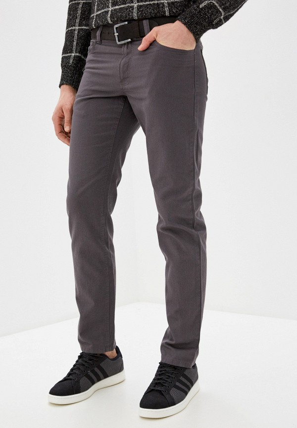 мужские повседневные брюки ovs, серые
