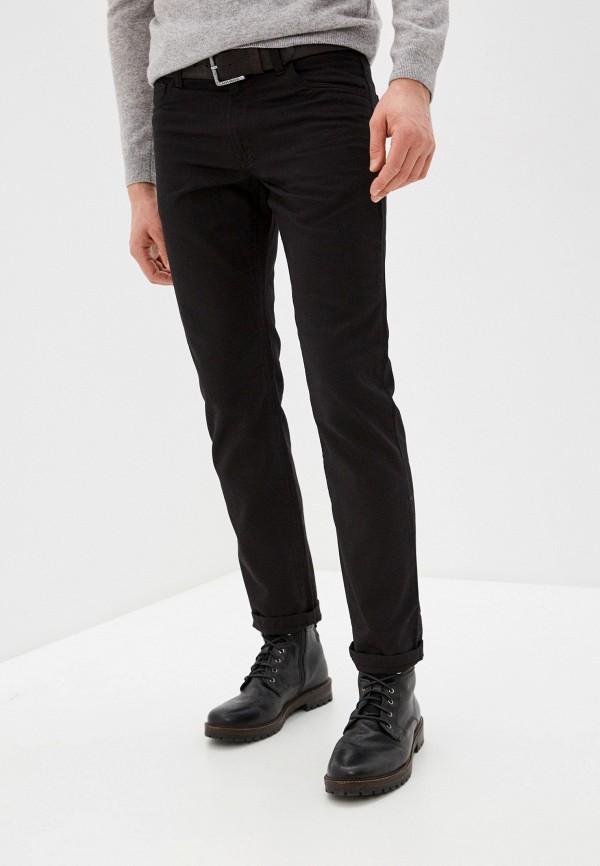 мужские повседневные брюки ovs, черные