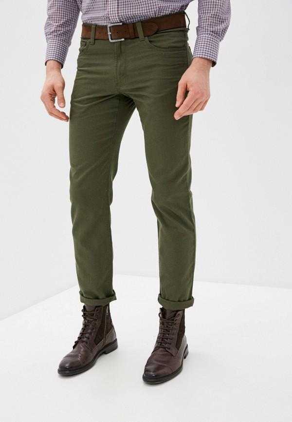 мужские повседневные брюки ovs, зеленые