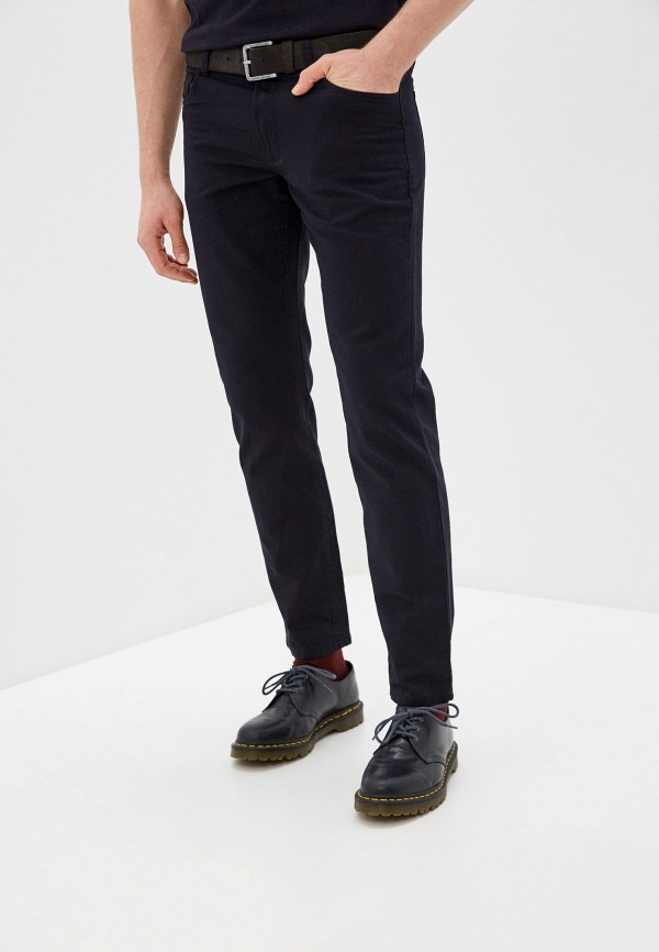 мужские повседневные брюки ovs, синие