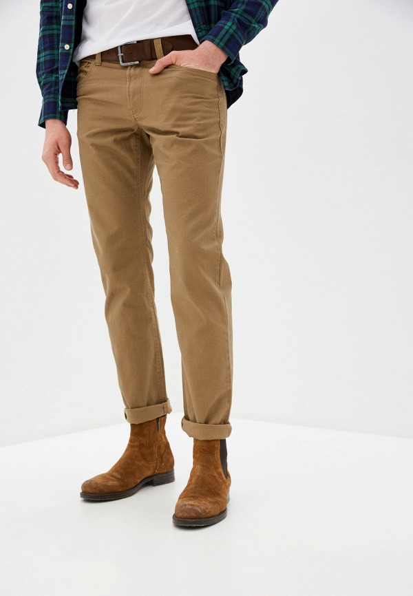мужские повседневные брюки ovs, коричневые