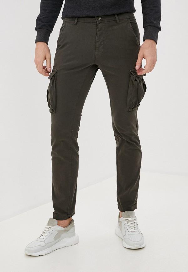 мужские брюки ovs, зеленые