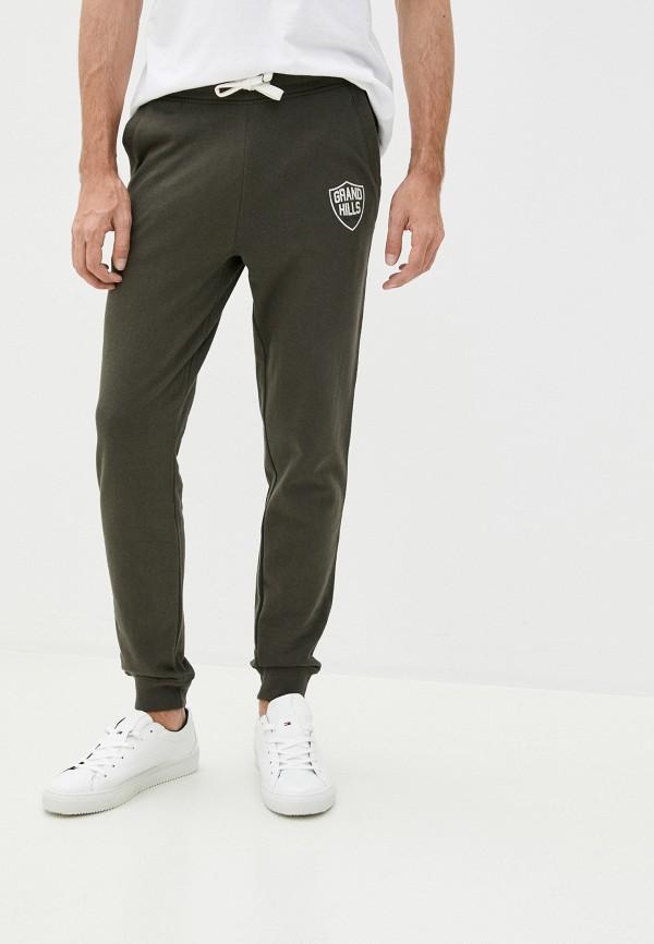 мужские спортивные брюки ovs, хаки