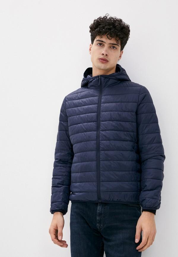 мужская куртка ovs, синяя