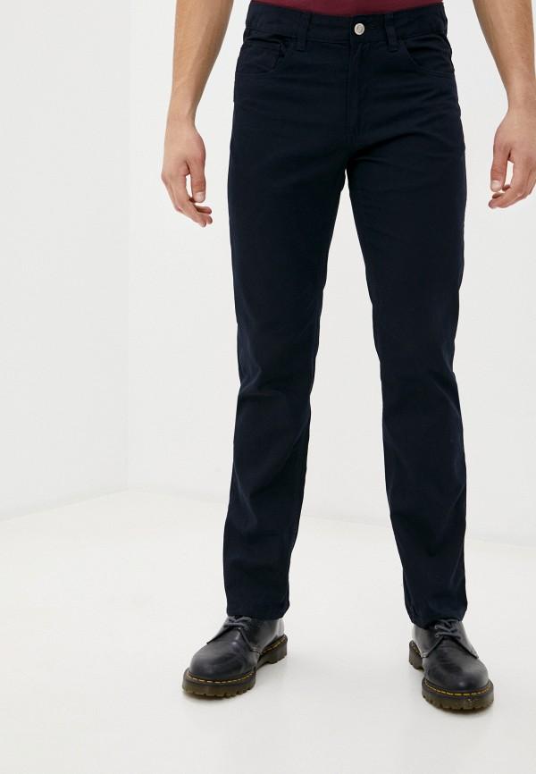 мужские прямые брюки ovs, синие