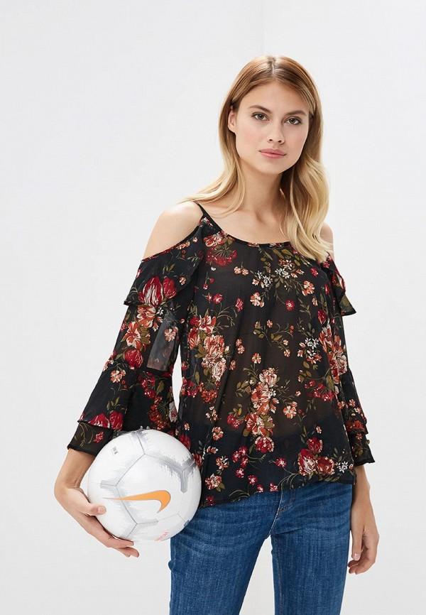 Фото - женскую блузку OVS черного цвета