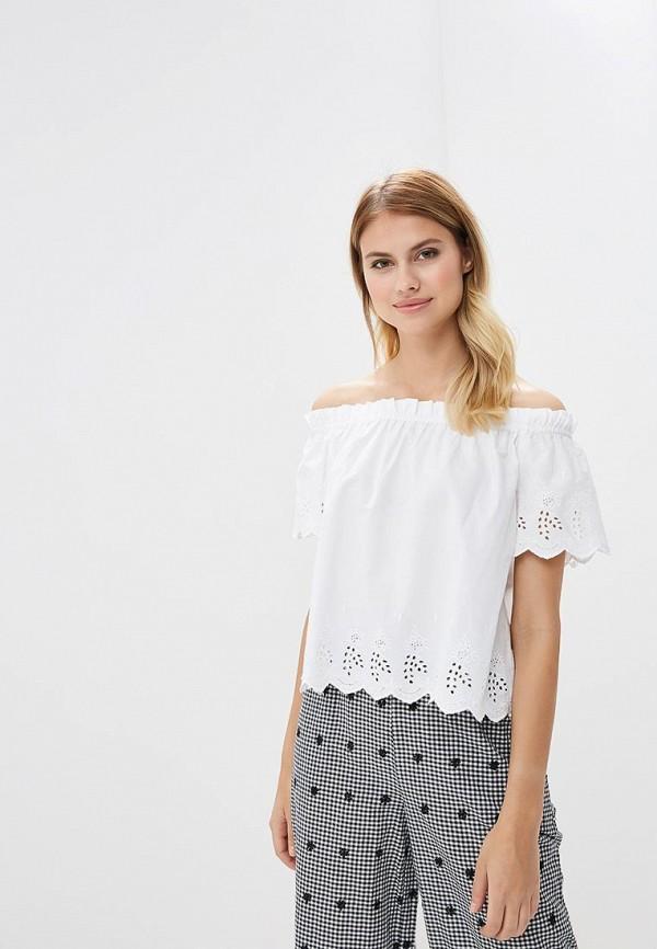 Купить Блуза OVS, OV001EWAYVR3, белый, Весна-лето 2018