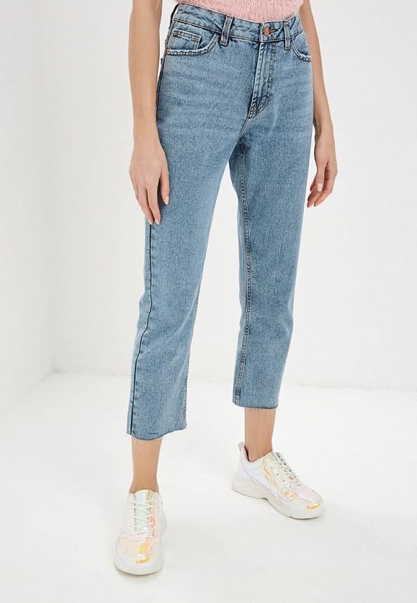 женские джинсы бойфренд ovs, синие