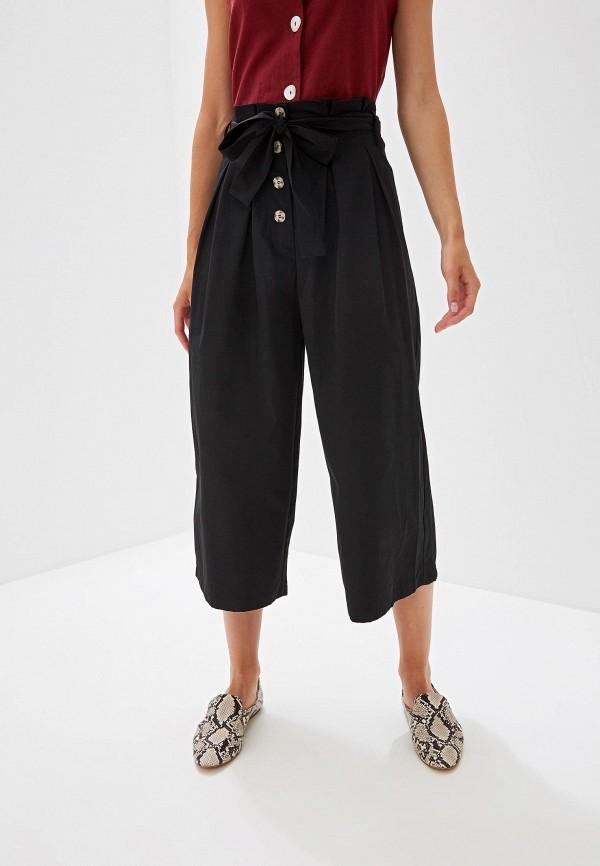 женские брюки ovs, черные