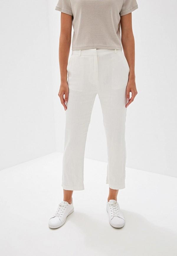 женские повседневные брюки ovs, белые