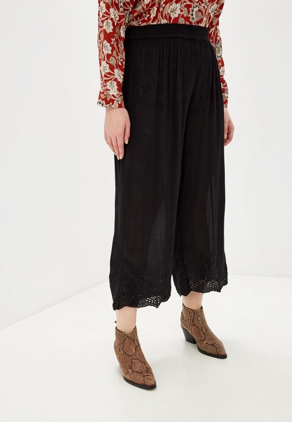 женские повседневные брюки ovs, черные
