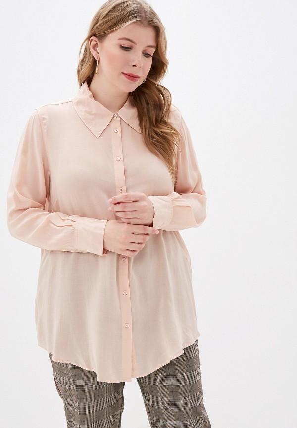 женская блузка ovs, розовая