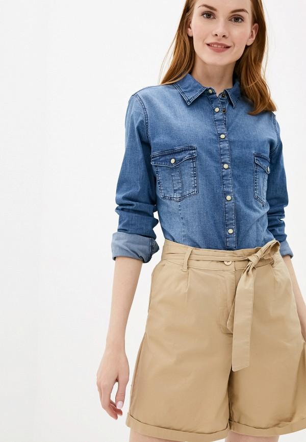 Рубашка джинсовая OVS OVS OV001EWGUOJ5 куртка джинсовая ovs ovs ov001emedin7