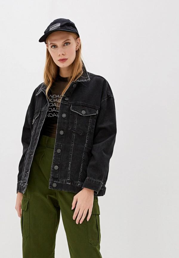 Куртка джинсовая OVS OVS OV001EWGUOJ7 куртка утепленная ovs ovs ov001ewbruu1