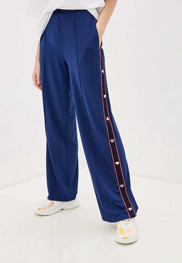 женские повседневные брюки ovs, синие