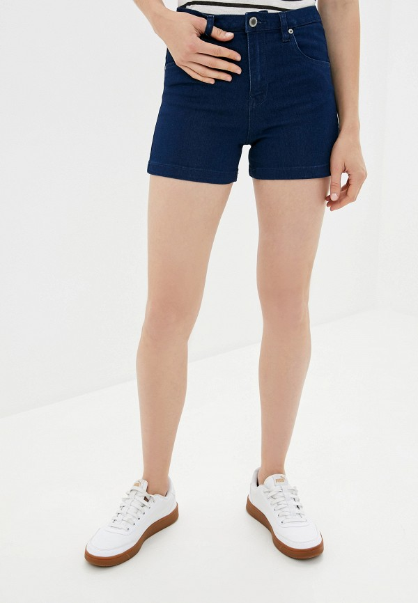 женские джинсовые шорты ovs, синие
