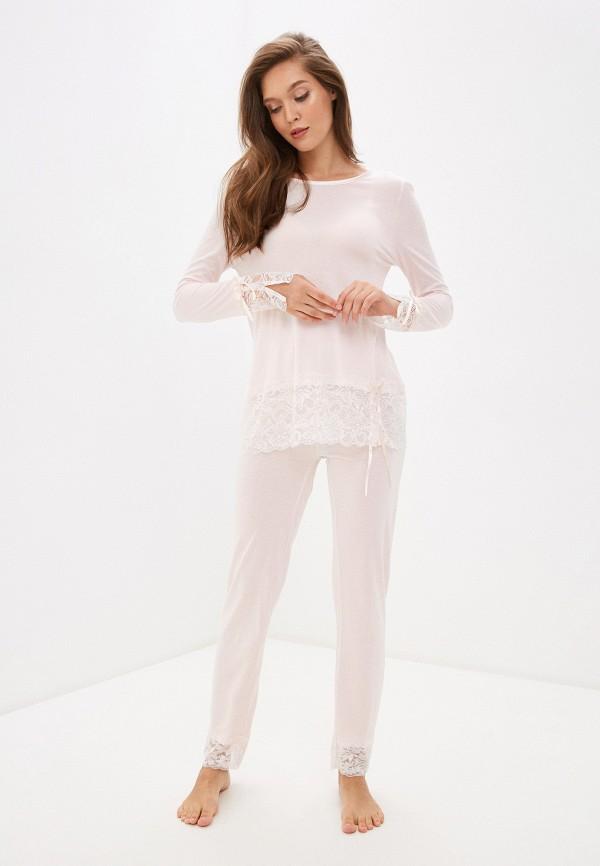 женский костюм ovs, розовый