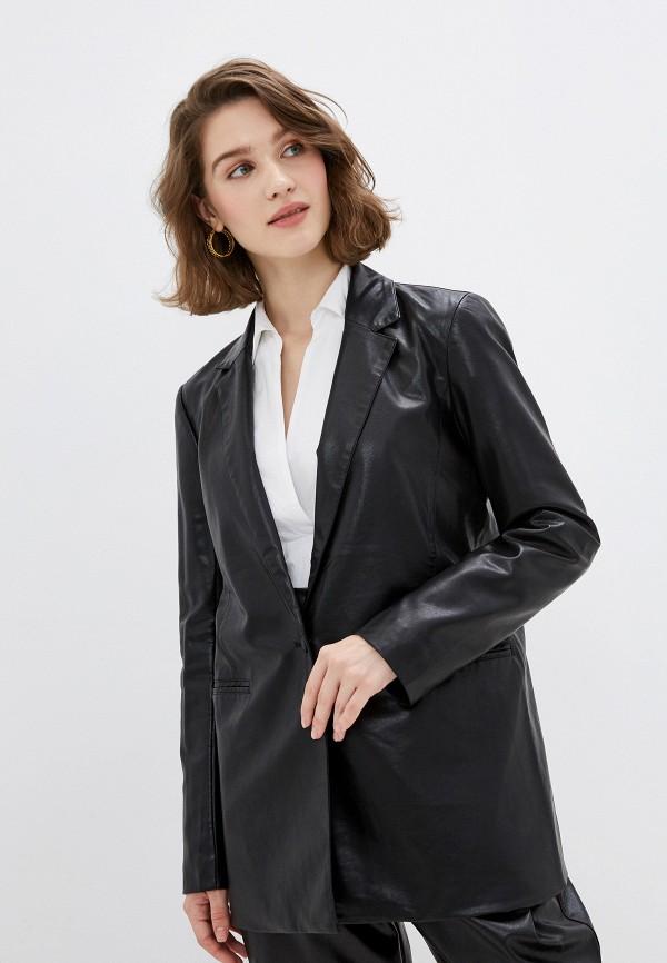 женский пиджак ovs, черный