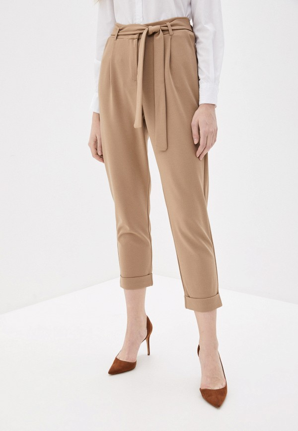 женские повседневные брюки ovs, бежевые