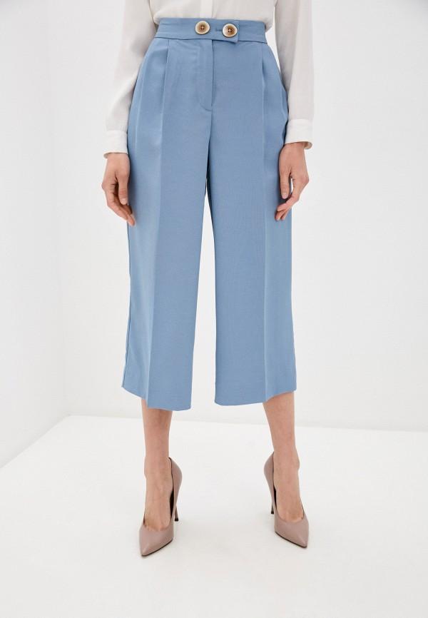 женские брюки ovs, голубые