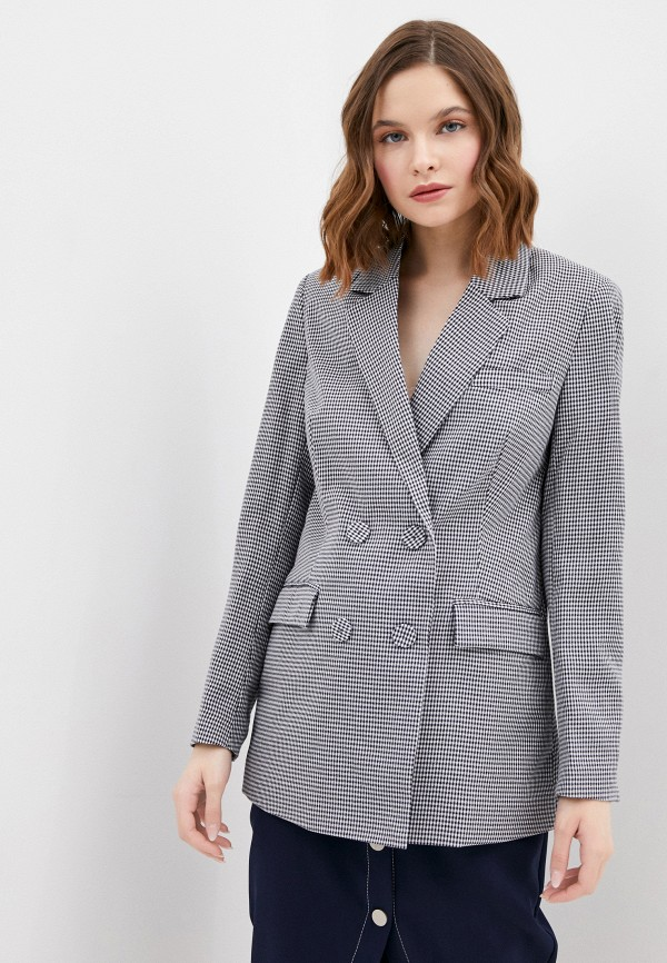 женский пиджак ovs, синий