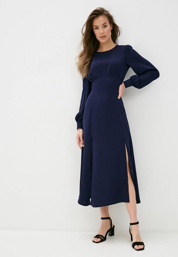 женское повседневные платье ovs, синее