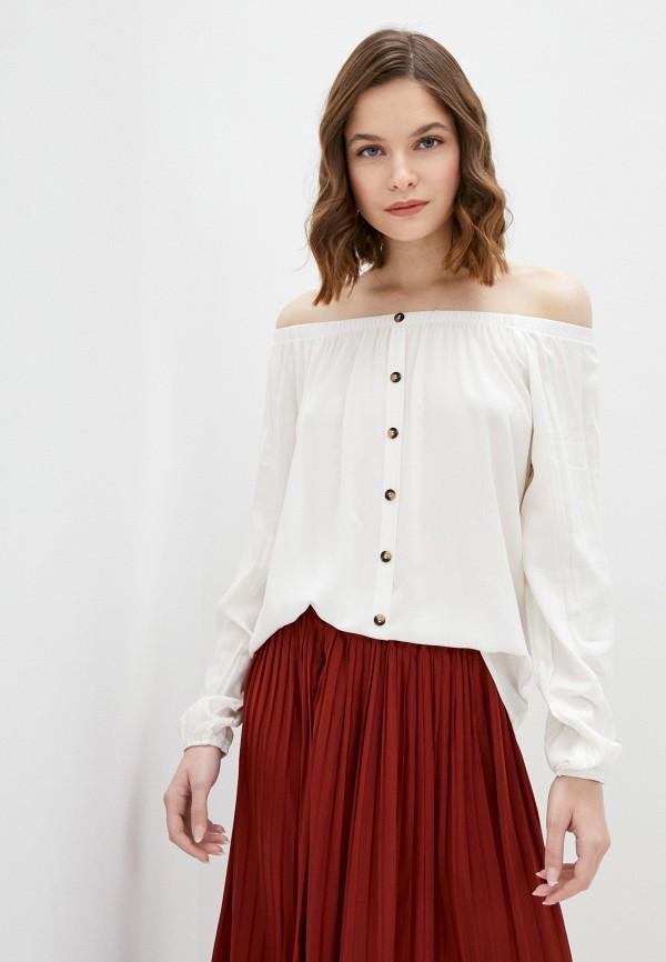 женская блузка ovs, белая