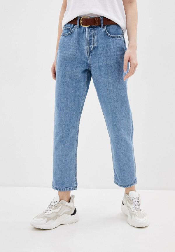 женские джинсы бойфренд ovs, голубые
