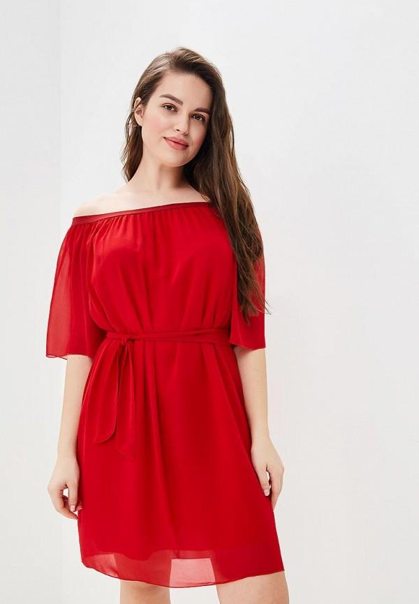 Купить Платье Over, ov005ewapnr8, красный, Весна-лето 2018
