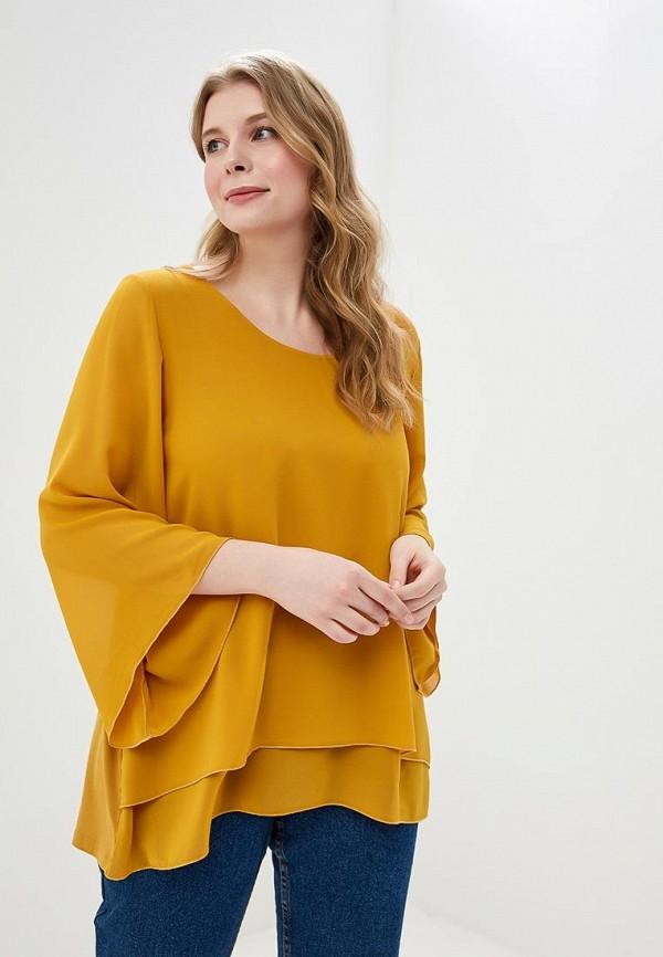 Блуза Over Over OV005EWEOJX5 блуза over over ov005eweojx8