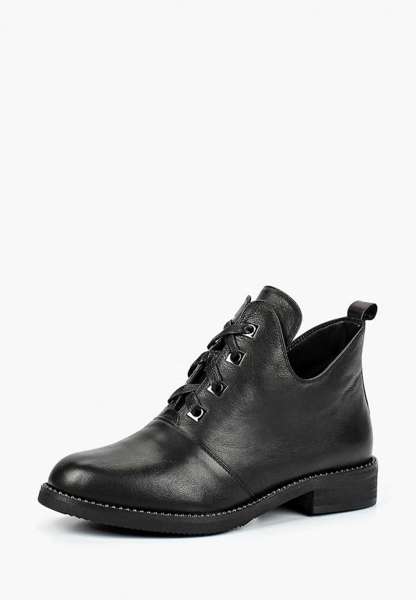 Купить Ботинки Palazzo D'oro, PA001AWCWXS6, черный, Осень-зима 2018/2019