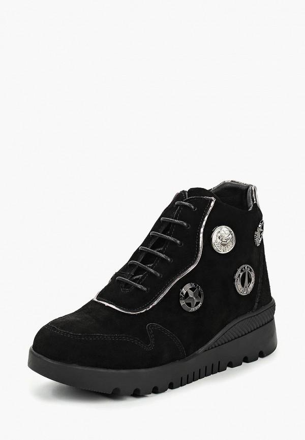 Купить Ботинки Palazzo D'oro, pa001awcwxt5, черный, Осень-зима 2018/2019