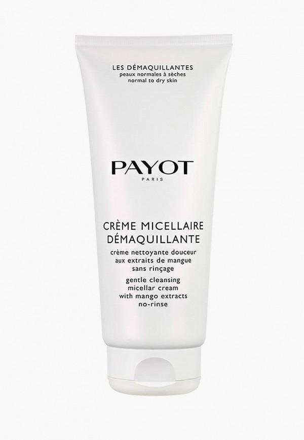 Крем для лица Payot Les Demaquillantes смягчающий очищающий для нормальной и сухой кожи 200 мл