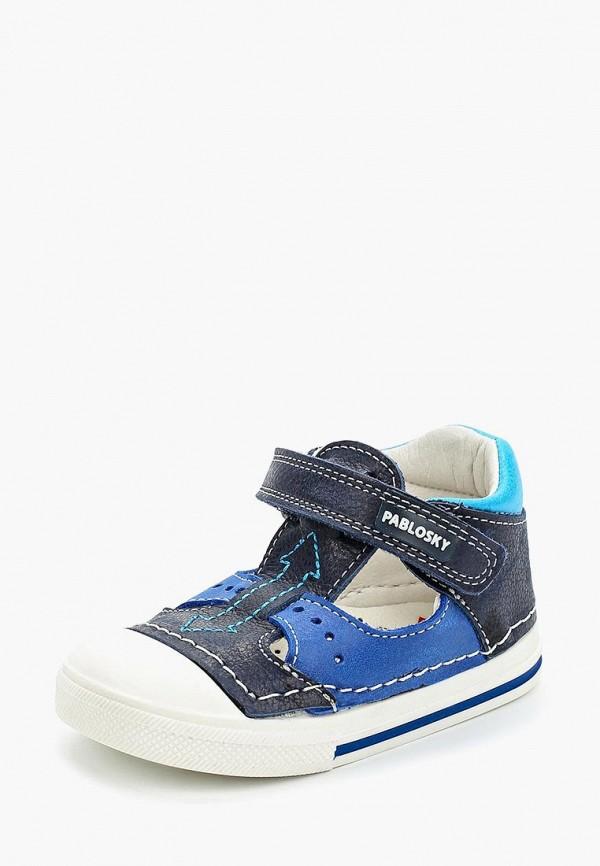 Туфли Pablosky Pablosky PA048ABADBG1 туфли для девочки pablosky туфли серебро