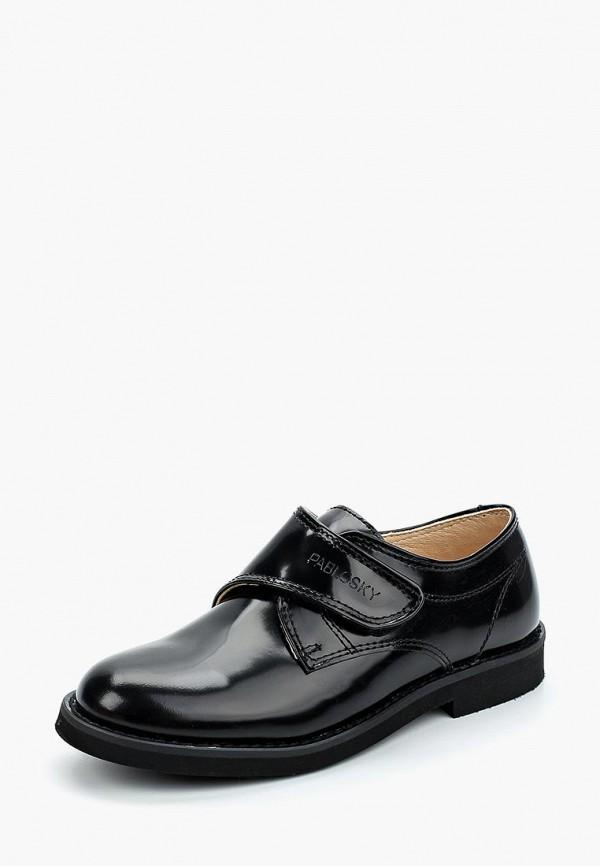Туфли Pablosky Pablosky PA048ABADBI8 туфли для девочки pablosky туфли серебро