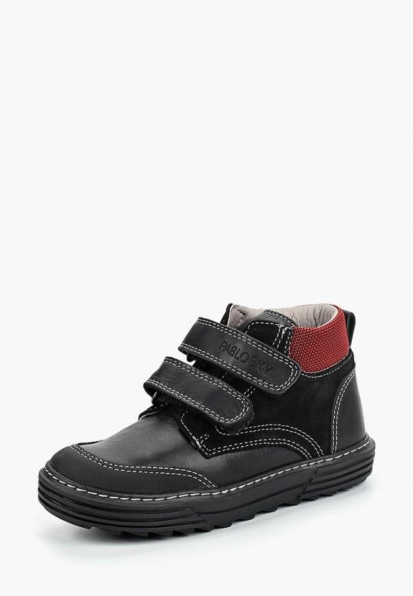 Ботинки Pablosky Pablosky PA048ABCBTO4 pablosky pablosky ботинки черные