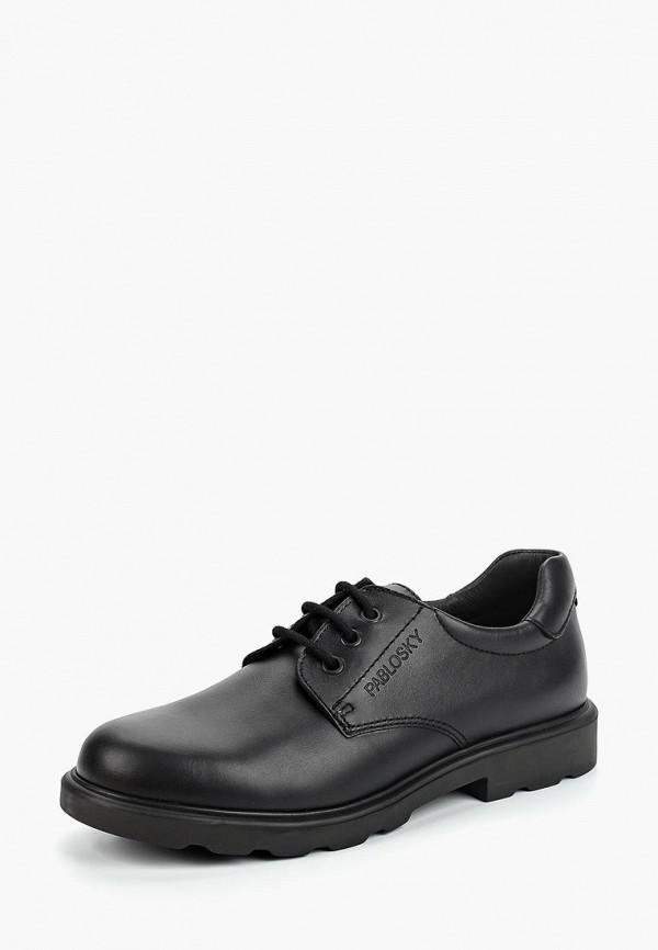 Туфли Pablosky Pablosky PA048ABCBTO8 туфли для девочки pablosky туфли серебро