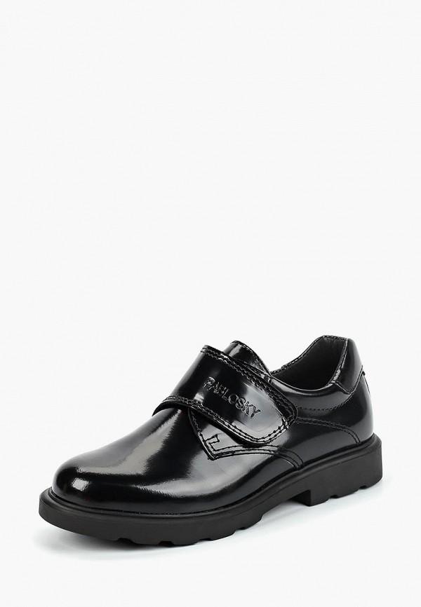Туфли Pablosky Pablosky PA048ABCBTP0 туфли для девочки pablosky туфли серебро