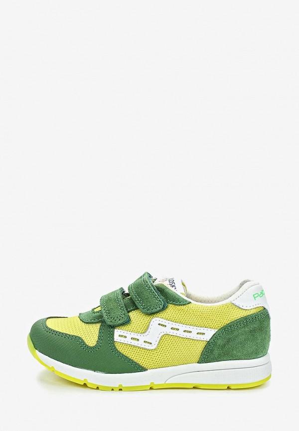 кроссовки pablosky для мальчика, зеленые