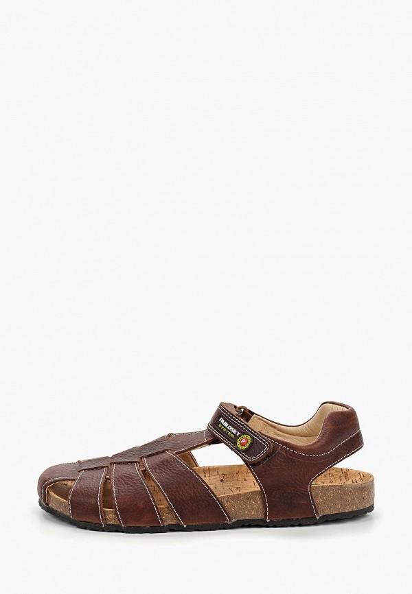 сандалии pablosky для мальчика, коричневые