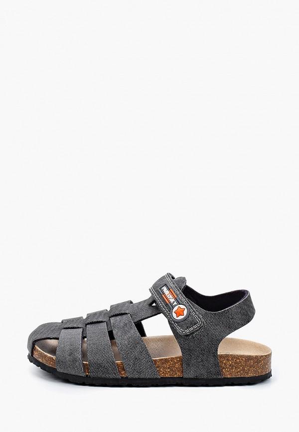 сандалии pablosky для мальчика, серые