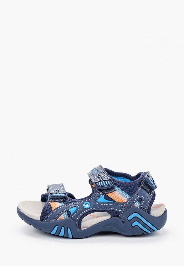 сандалии pablosky для мальчика, синие