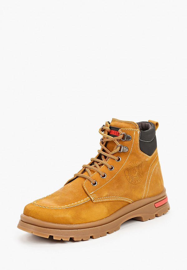Ботинки для мальчика Pablosky 721888 Фото 2