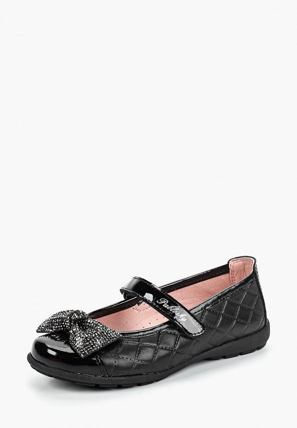 Туфли Pablosky Pablosky PA048AGCBTM6 туфли для девочки pablosky туфли серебро